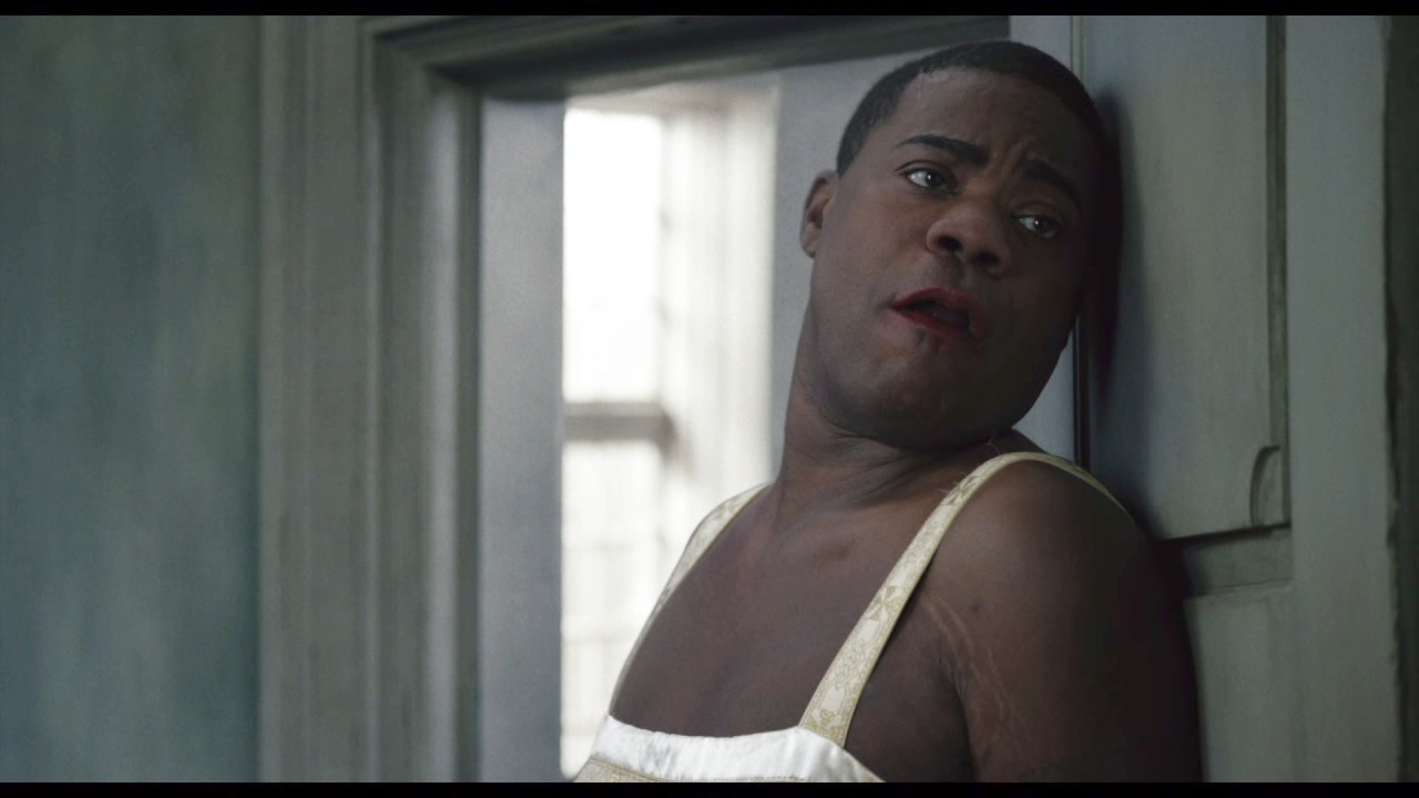 Tracy Morgan is The Danish Girl (film).